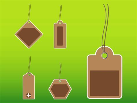price tag templates free vectors ui download