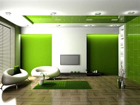Design Interior Apartment Green Pramuka зеленый цвет в интерьере фото Postremont