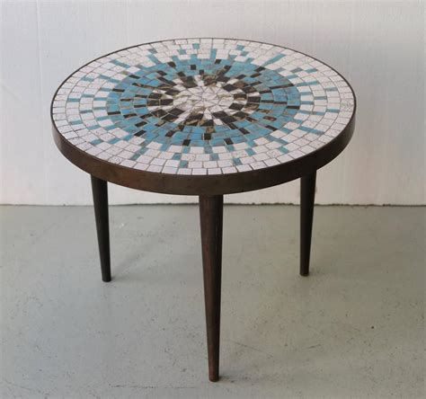 Mosaic Table L Mosaic Table L Mosaic Cocktail Table By Martz At 1stdibs Outdoor Furniture Moroccan Tiles Los