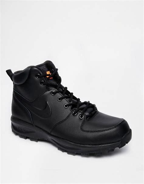 nike manoa leather s boots nike nike manoa leather boots