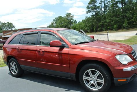 chrysler crossover chrysler pacifica touring crossover for sale used cars on
