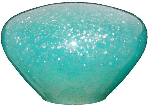 Teal Shift Knob by Nostalgic Teal Glitter Shift Knob