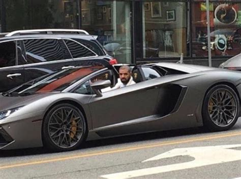 drake cars and was spotted driving his lamborghini 10 instagram