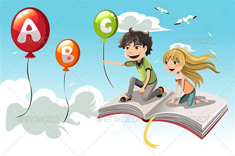 libro fun learning activities for learning kids graphicriver