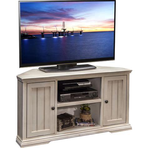 distressed corner tv cabinet legends furniture rt1202 riverton 50 quot corner tv stand in