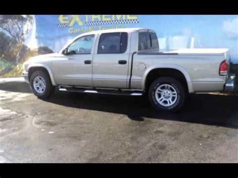 4 Door Trucks For Sale by 2003 Dodge Dakota 4 Door Up For Sale In Hemet Ca