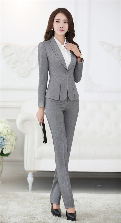 whos the fashion designer in the cadillac commercial formal pant suits for women business suits for work wear
