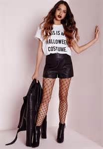 My White This Is My Costume T Shirt White Missguided