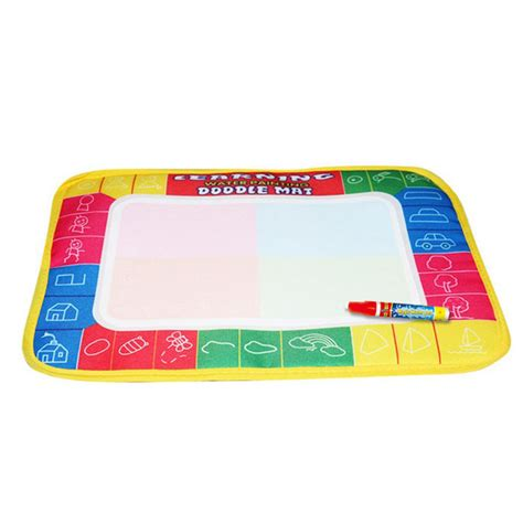 doodle mat malaysia new water drawing painting writing mat board magic pen