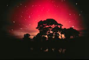 australia lights photos the australis can be seen from just south