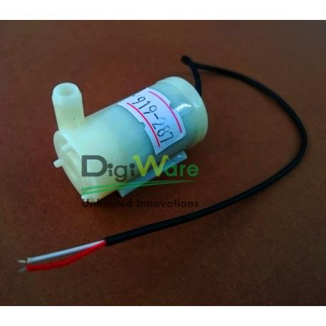 Pompa Air Mini Dc 6v mini micro submersible water motor pompa air mini dc