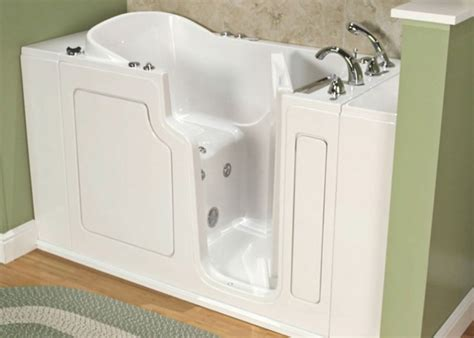 safe step bathtub walk in bathtubs for seniors safe step tub