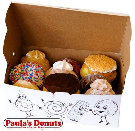 Coupons: Paula's Donuts: Buffalo, NY