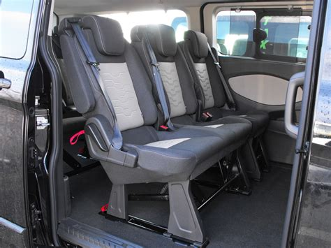 van bench seat genuine oem folding triple bench seat incl belts fixings