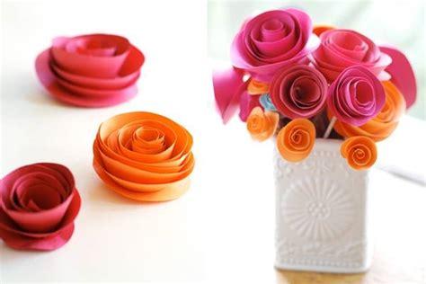 fiori cartapesta fiori di cartapesta fiori di carta come realizzare