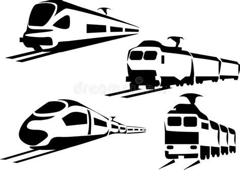 treno clipart treno illustrazione vettoriale illustrazione di corsa