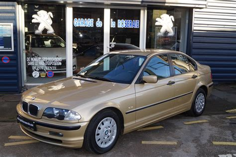 occasion bmw s 233 rie 3 e46 320 d pack 150 ch
