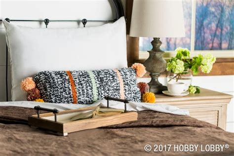 decor accents knitting looms diy crafts make diy accessories and decor with knitting