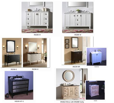 new home products new product additions infurniture vanity furniture