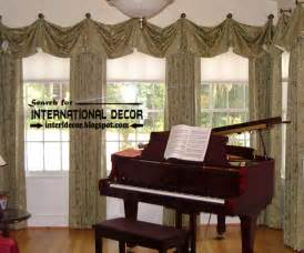 Latest Interior Color Trends For Homes Top Trends Living Room Curtain Styles Colors And Materials