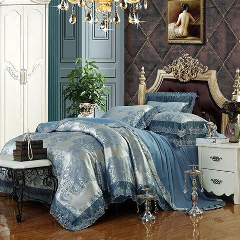 silver bedding sets get cheap luxury silver bedding aliexpress