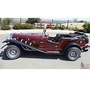 1929 Mercedes Benz Replica Show Car