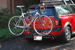 Mini Cooper Clubman Bike Rack Mdm 1005 Mini R55 Clubman Towing Hitch Bike Rack Mini
