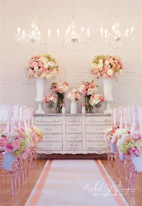 shabby chic wedding creative wedding decor toronto rachel a clingen wedding event design
