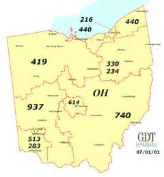 Ohio Area Codes Map by Area Code 216 Related Keywords Amp Suggestions Area Code