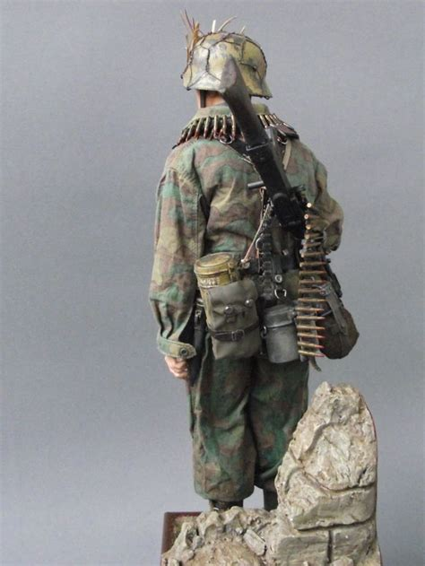 Figure 1 6 Tontenkopf Division German Army Ww2 210 best images about 1 6 wwii figures on