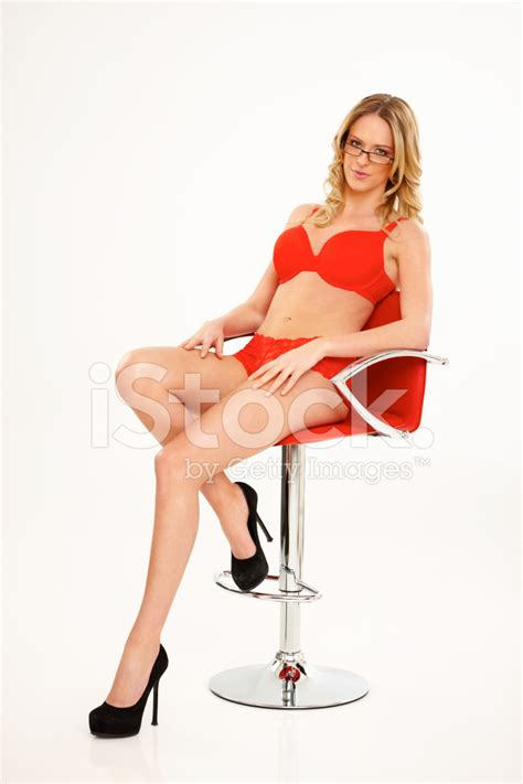 Model Sitting On Chair by Beautiful Model In Posing Sitting On Chair Stock Photos Freeimages