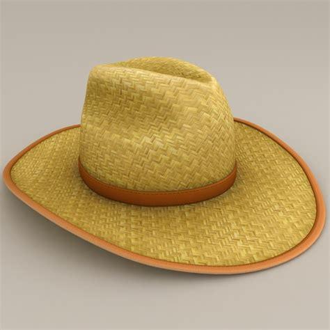 Hat 3d Model Free