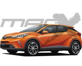 Toyota compact suv car price in pakistan review interior model