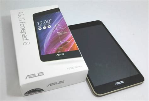 Tablet Asus 8 Inchi asus fonepad 8 fe380cg review awesome 8 inch 64 bit 3g