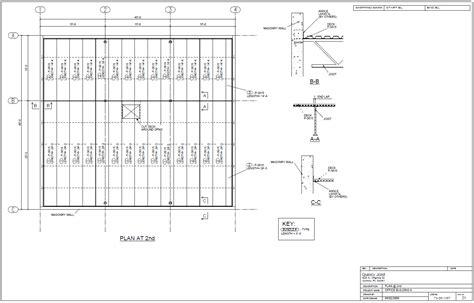 layout drawing là gì exle deck plan tekla user assistance