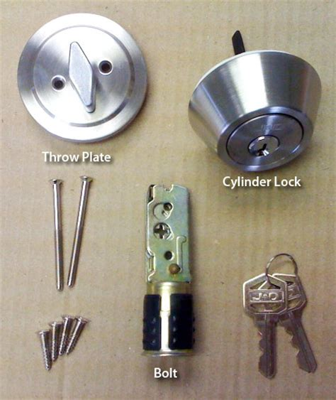 stainless steel deadbolt lock for mobile home manufactured