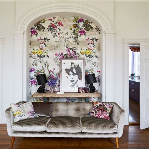 Decorating Ideas For Living Room Alcoves Living Room Alcove Decorating Ideas Peenmedia