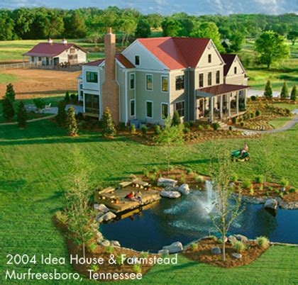 What Is A Ranch House Southern Creations Landscaping Serving Middle Tennessee