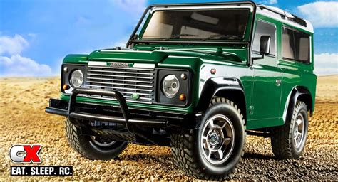 land rover tamiya tamiya land rover defender 90 cc 01 chassis competitionx