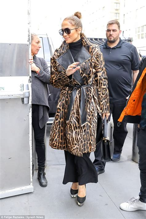 Found A Saucy Leopard Trench Coat by Wears Bold Leopard Print Trench Coat In New