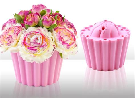 Cupcake Flower Vase by Cupcake Flower Vase Cup Cakes Cookies And