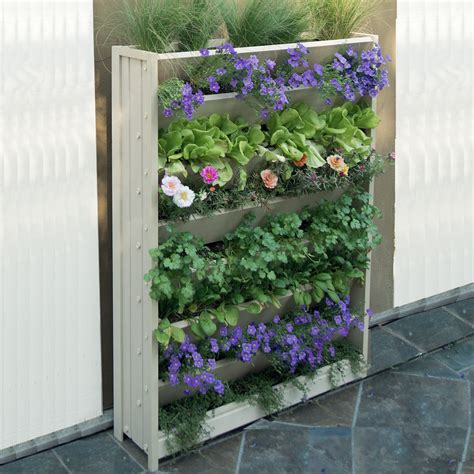 Vertical Garden Planter Vertical Garden Planter In Garden Plant Stands