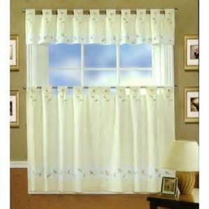 tab top curtain for kitchen curtain design