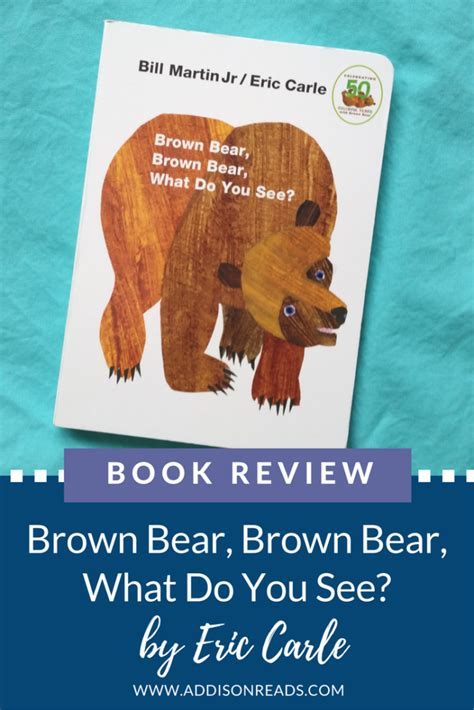 brown bear brown bear what do you see by eric carle