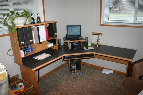 o sullivan computer desk with hutch o sullivan diplomat quot l shaped quot computer desk hutch