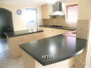 Painting Kitchen Cabinets Before After liquid granite resurfacing liquid granite home page