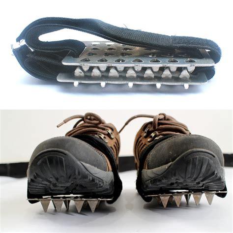 boat shoe cleats winter 10 26 studs anti slip ice cleats shoe boot grips