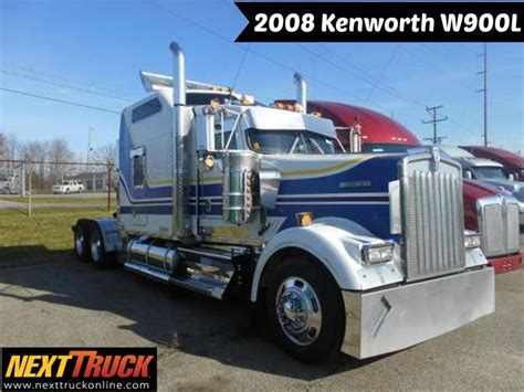 a model kenworth for sale 2008 kenworth w900l all kents pinterest cummins