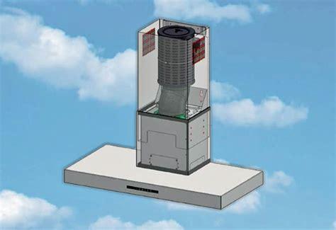 schouw filter plasmamade luchtfilter voor elke afzuigkap