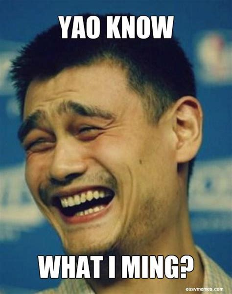 Meme Yao - itt nba memes that are actually funny yes they do exist